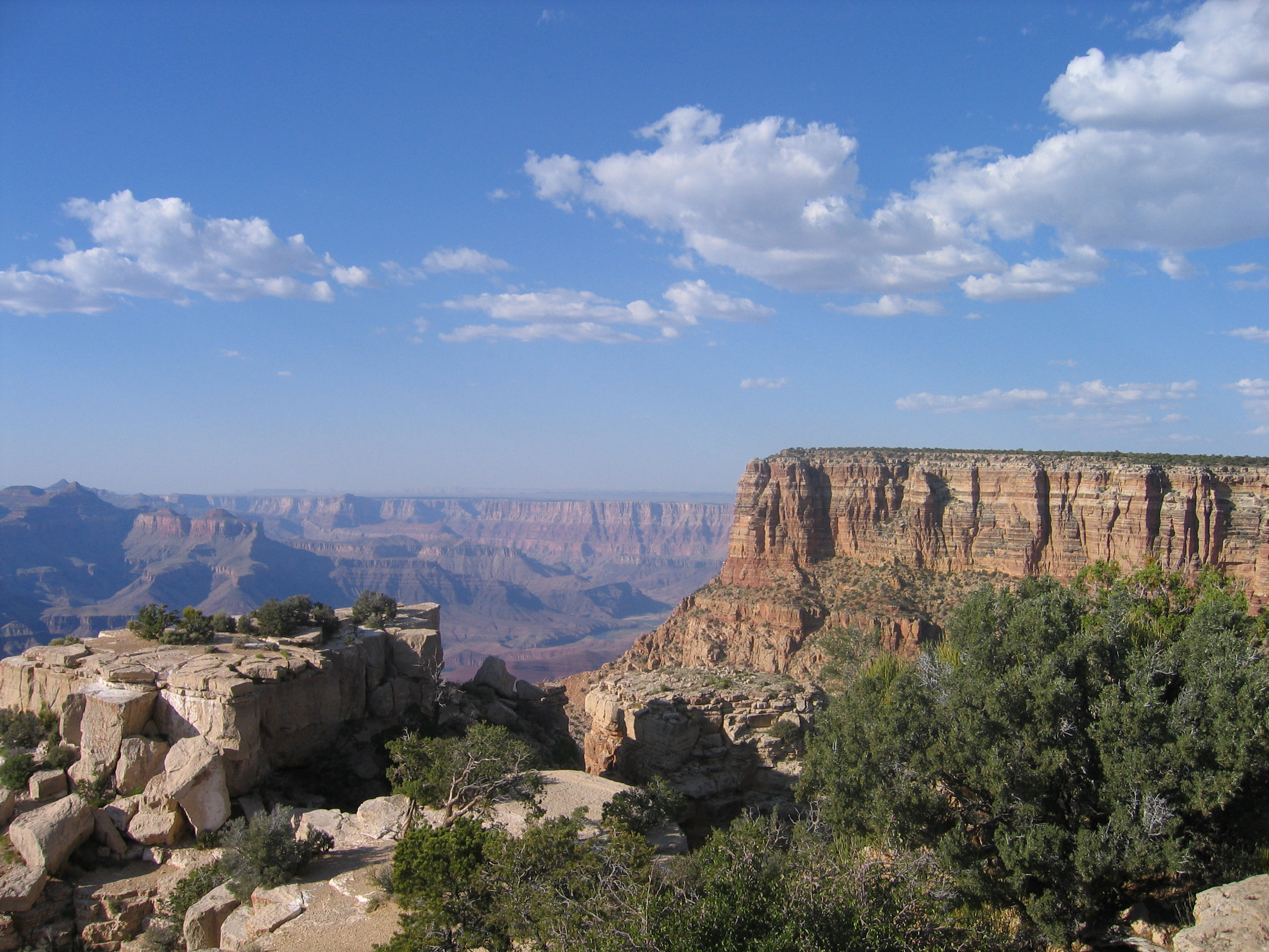 Grand Canyon (Ovest)