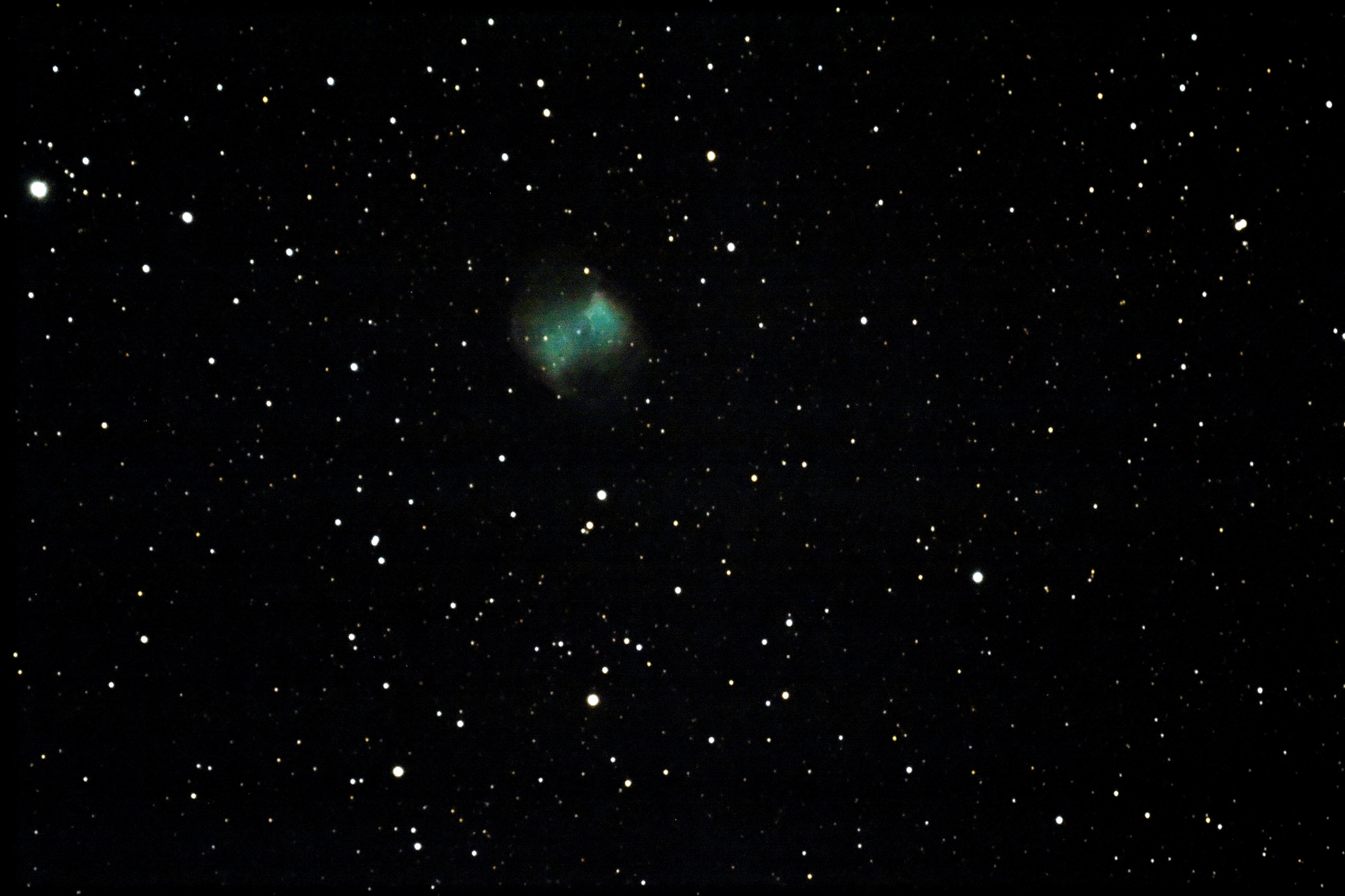 M27 - Nebulosa Manubrio