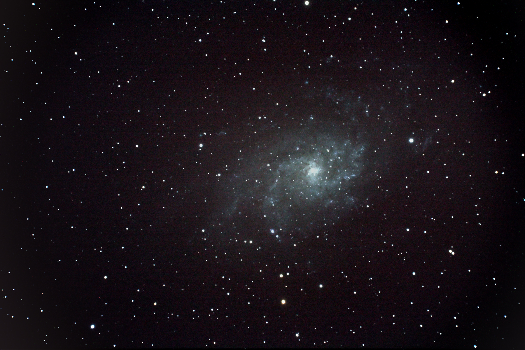 M33 - Galassia del Triangolo