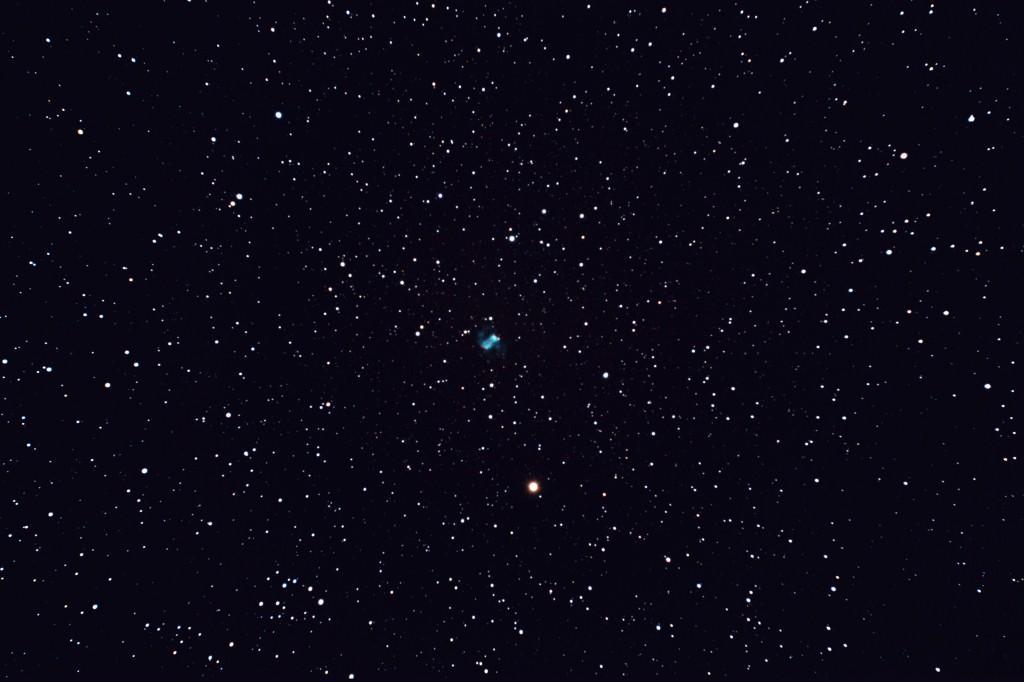 Piccola Nebulosa Manubrio - M76