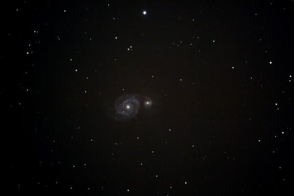 M51 - Galassia Vortice
