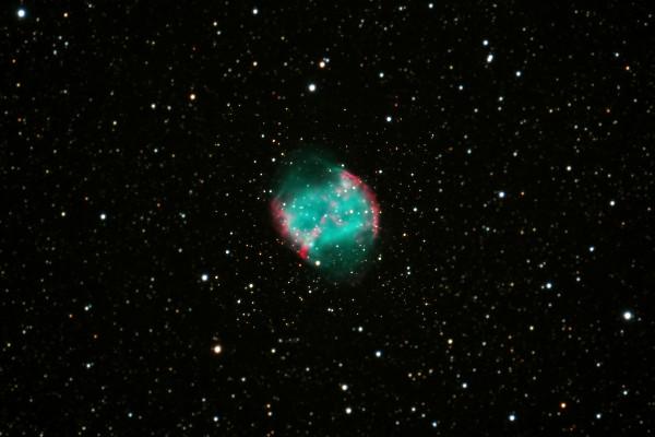 M27 - Nebulosa della Volpetta